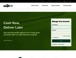 cargillag.com screenshot