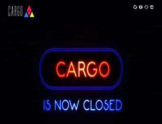 cargo-london.com screenshot