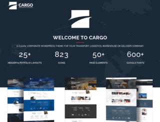 cargo.bold-themes.com screenshot