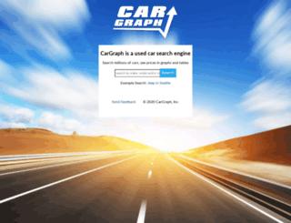 cargraph.com screenshot