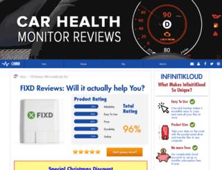 carhealthmonitorreviews.com screenshot
