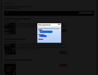carhumor.net screenshot