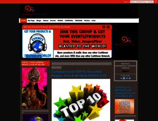 caribbeanfever.com screenshot