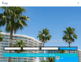 caribe-resort.net screenshot