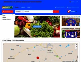 caribf.com screenshot