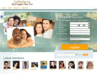caribhookup.com screenshot