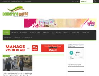 caribnewsdesk.com screenshot