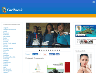 caribseek.com screenshot