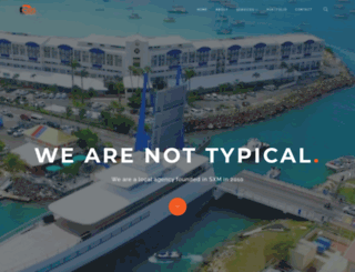 caribwebservices.com screenshot