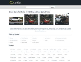 caricle.ca screenshot