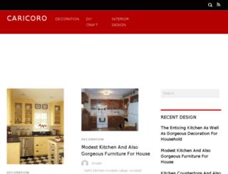 caricoro.com screenshot