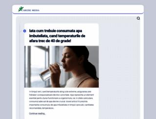 carieremedia.ro screenshot