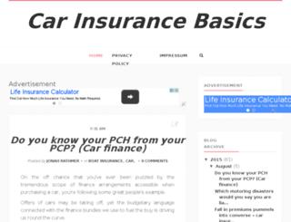 carinsurance-abc.com screenshot
