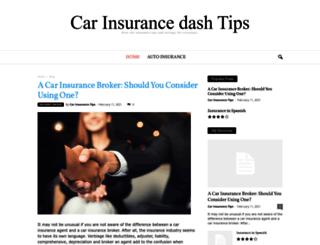 carinsurance-tips.com screenshot