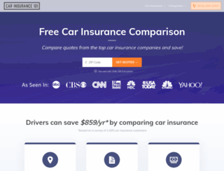 carinsurance101.com screenshot