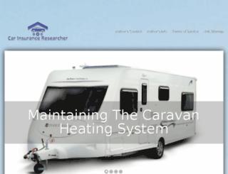 carinsuranceresearcher.com screenshot