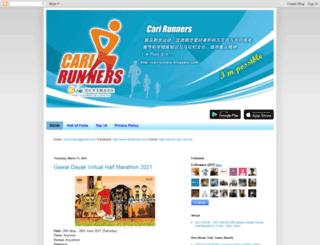 carirunners.blogspot.com screenshot