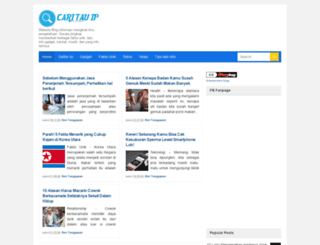caritauip.blogspot.co.id screenshot
