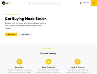 caritect.com screenshot