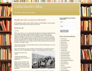 carlasarett.blogspot.com screenshot