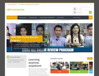 carlbalita-e-learning.com screenshot