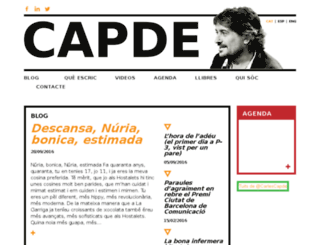 carlescapdevila.com screenshot