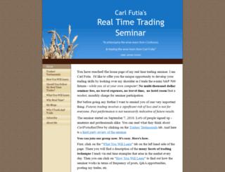 carlfutia.com screenshot