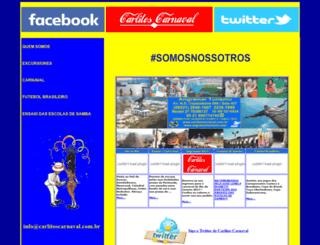 carlitoscarnaval.com.br screenshot