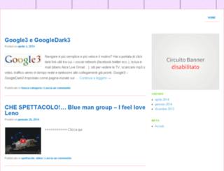 carlo643.altervista.org screenshot