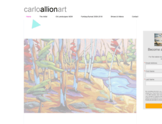 carloallion.com screenshot