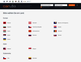 carlog.com screenshot