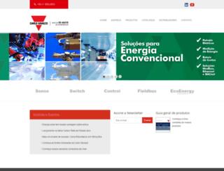 carlogavazzi.com.br screenshot
