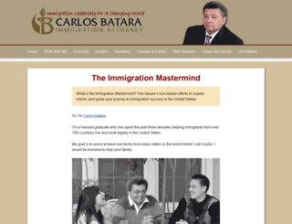 carlosbatara.com screenshot