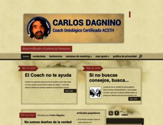 carlosdagnino.com screenshot