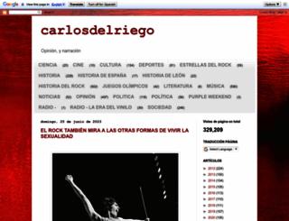 carlosdelriego.blogspot.com.es screenshot