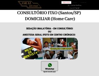 carlosdentista.com screenshot