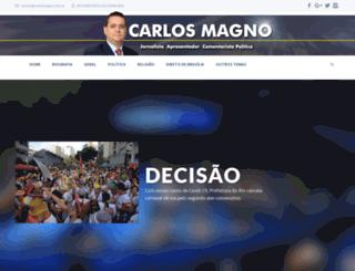 carlosmagno.com.br screenshot