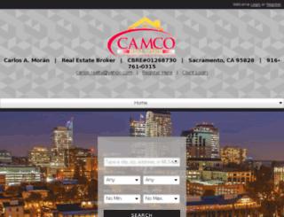 carlosmorangroup.com screenshot