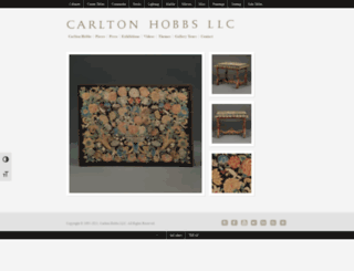 carltonhobbs.com screenshot