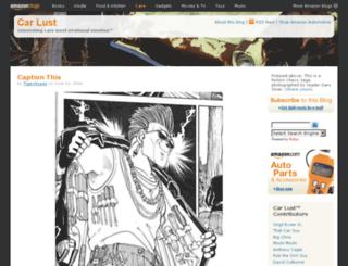 carlustblog.com screenshot