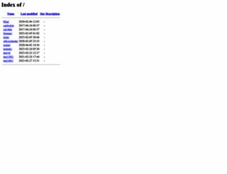 carlwgray.com screenshot
