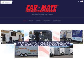 carmate-trailers.com screenshot