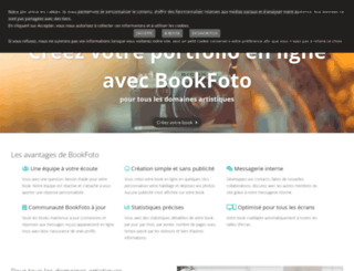carmila.bookfoto.com screenshot