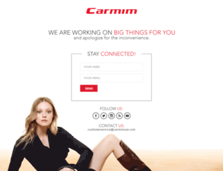 carmimusa.com screenshot