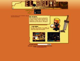 carminaote.elbruto.es screenshot