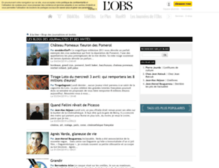 carnetsdungrandreporter.blogs.nouvelobs.com screenshot