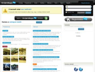 carneval.mlap.hu screenshot