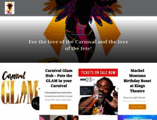carnivalfeteish.wordpress.com screenshot
