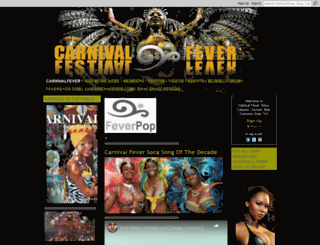 carnivalfever.com screenshot