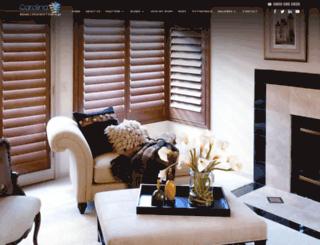 carolina-blinds.co.uk screenshot